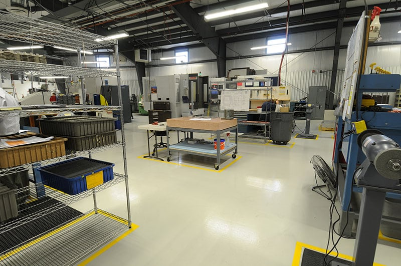lean manufacturing facility